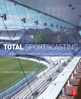 Total Sportscasting book