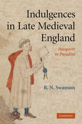 Indulgences in Late Medieval England book