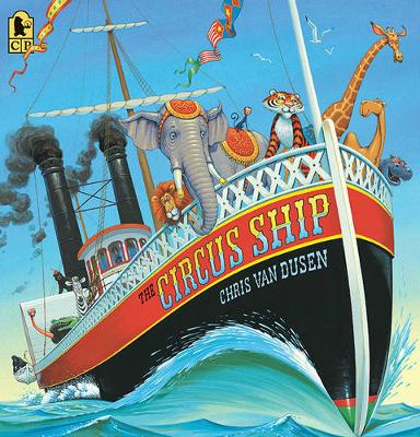 Circus Ship by Van Dusen Chris