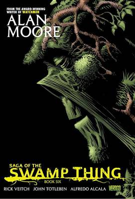Saga of the Swamp TP Thing Book 6 by Rick Vietch