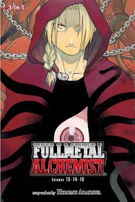 Fullmetal Alchemist (3-in-1 Edition), Vol. 5 by Hiromu Arakawa