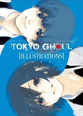 Tokyo Ghoul Illustrations: zakki book