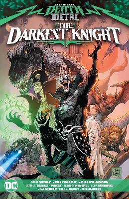 Dark Nights: Death Metal: The Darkest Knight   book