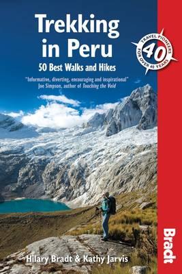 Trekking in Peru by Hilary Bradt