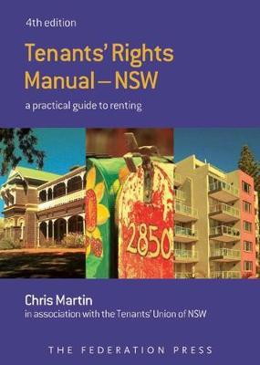Tenants' Rights Manual by Chris Martin