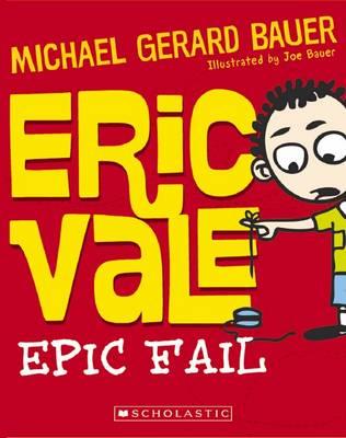 Eric Vale - Epic Fail book
