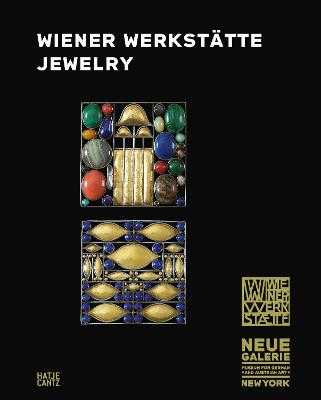 Wiener Werkstatte Jewelry book