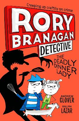 Rory Branagan (Detective) 4 by Andrew Clover