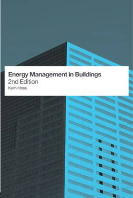 Energy Management in Buildings book