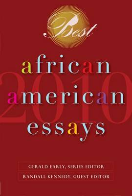 Best African American Essays by Gerald Early