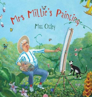 Mrs Millie's Painting by Matt Ottley