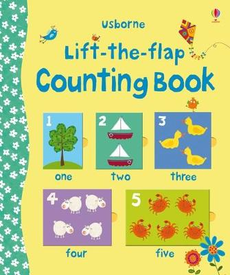 Lift-the-Flap Counting Book by Felicity Brooks