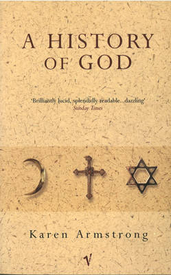 A A History of God by Karen Armstrong