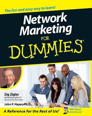 Network Marketing for Dummies by Zig Ziglar