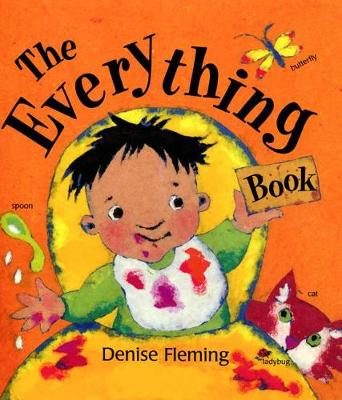 Everything Book by Denise Fleming