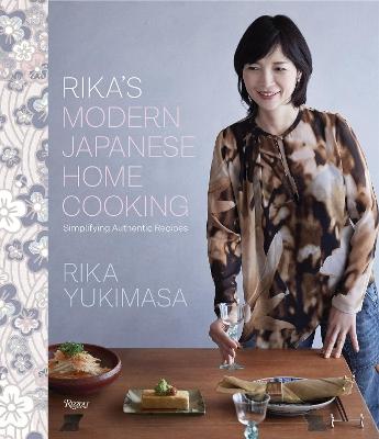 Rika's Japanese Home Cooking by Rika Yukimasa