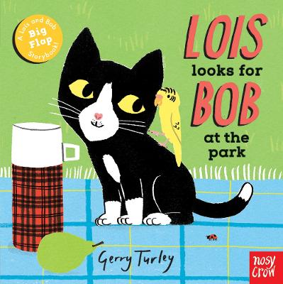 Lois Looks for Bob at the Park by Gerry Turley