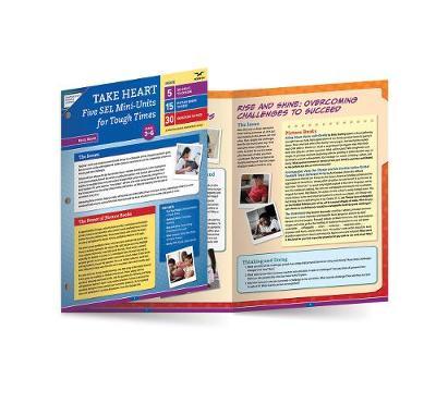 Take Heart 3-6: Five SEL Mini-Units for Tough Times book