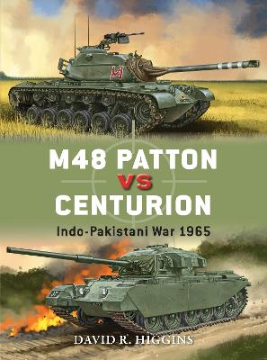 M48 Patton vs Centurion book