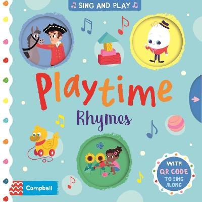 Playtime Rhymes book
