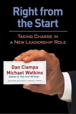 Right From The Start by Dan Ciampa