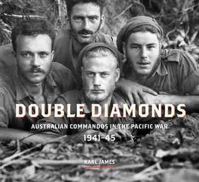 Double Diamonds by Karl James