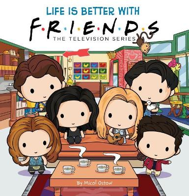 Life is Better with Friends (Warner Bros) book