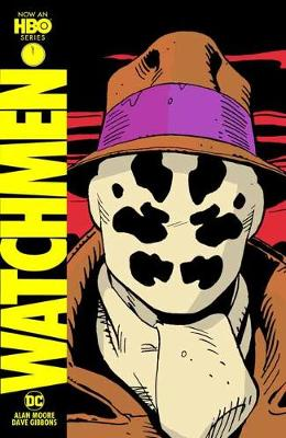 Watchmen: International Lenticular Edition book