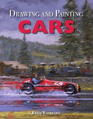 Drawing and Painting Cars book