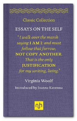 Virginia Woolf: Essays on the Self book