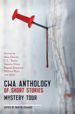 CWA Short Story Anthology by Martin Edwards