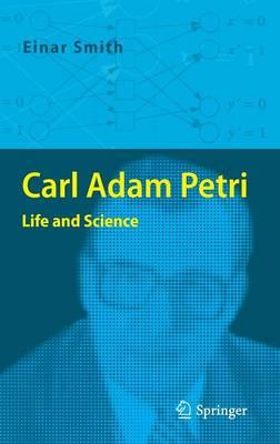 Carl Adam Petri by Einar Smith