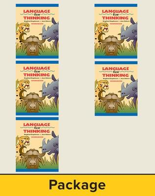 Language for Thinking, Workbook (Package of 5) book