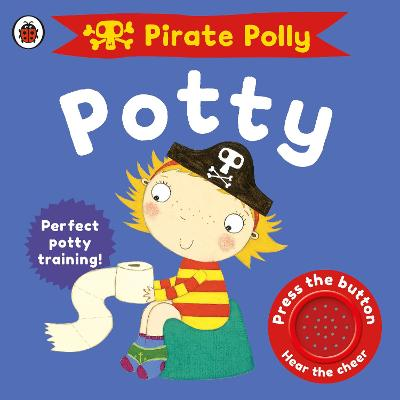 Pirate Polly's Potty book