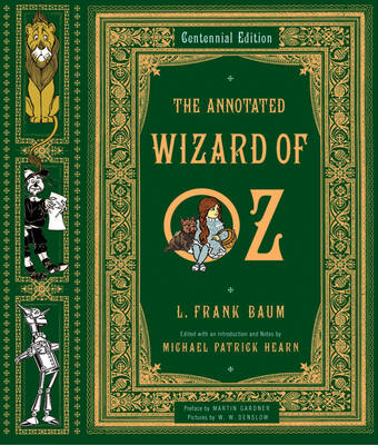 Annotated Wizard of Oz book