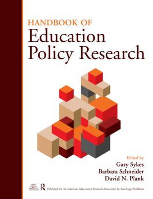 Handbook of Education Policy Research book