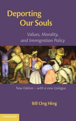 Deporting our Souls book