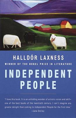 Independent People by Halldor Laxness
