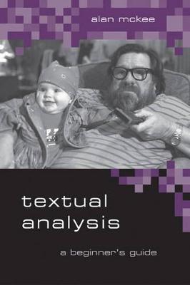 Textual Analysis book