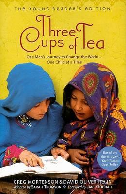 Three Cups of Tea by Greg Mortenson