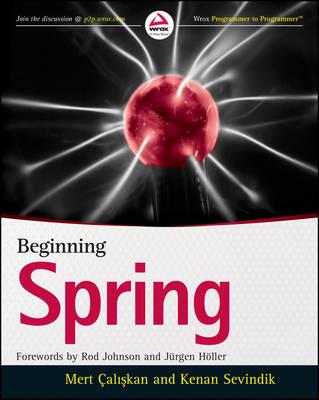 Beginning Spring by Rod Johnson