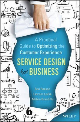 Service Design for Business by Ben Reason