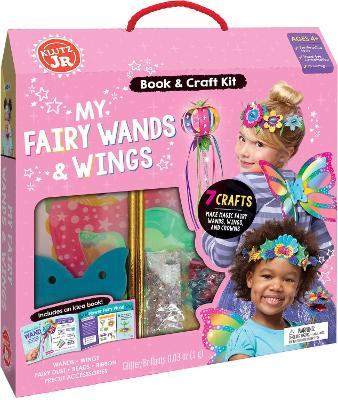 My Fairy Wands & Wings by Editors of Klutz