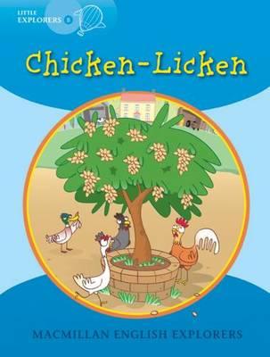Little Explorers B Chicken Licken by Louis Fidge