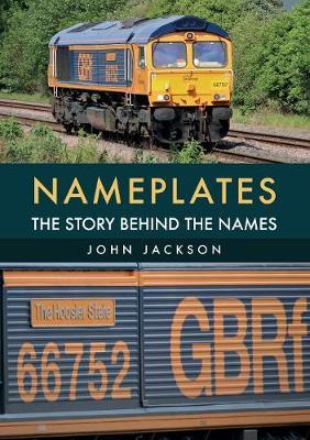 Nameplates by John Jackson