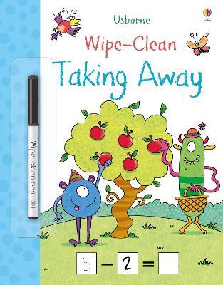 Wipe-Clean Taking Away by Hannah Watson