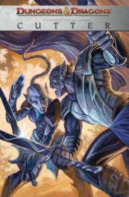 Dungeons & Dragons: Cutter by David Baldeon