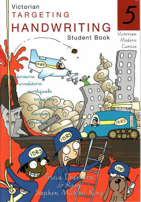 Targeting Handwriting: VIC Year 5 Student Book by Jane Pinsker