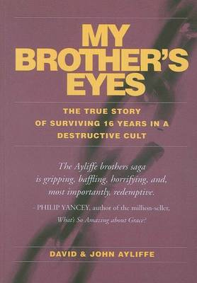 My Brother's Eyes book