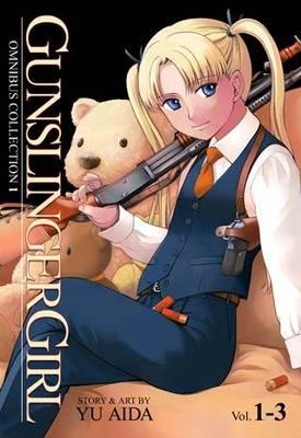 Gunslinger Girl Omnibus Collection 1 by Yu Aida